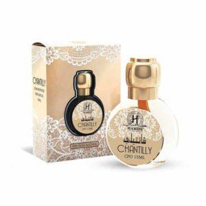Huile parfumée Chantilly 15ml – Hamidi