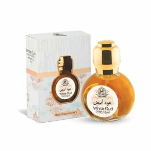 Huile parfumée White Oud 15ml – Hamidi